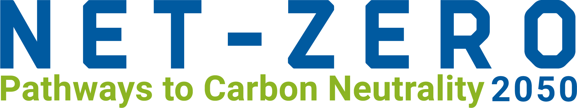 Net-Zero Pathways to Carbon Neutrality 2050